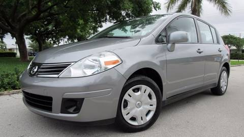 2011 Nissan Versa for sale at DS Motors in Boca Raton FL