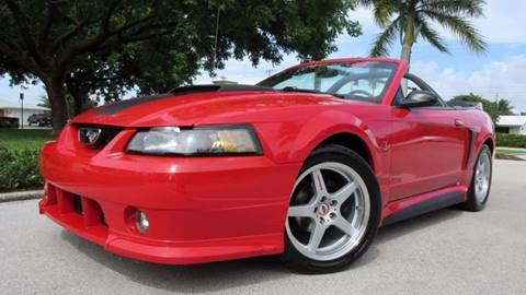 2003 Ford Mustang for sale at DS Motors in Boca Raton FL