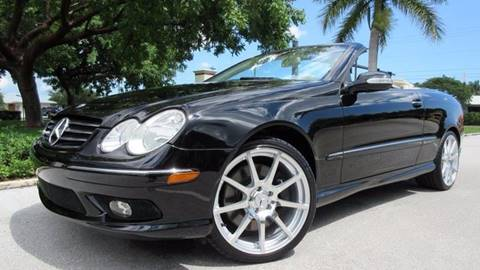 2004 Mercedes-Benz CLK for sale at DS Motors in Boca Raton FL