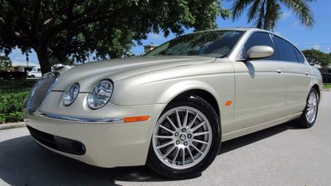 2006 Jaguar S-Type for sale at DS Motors in Boca Raton FL