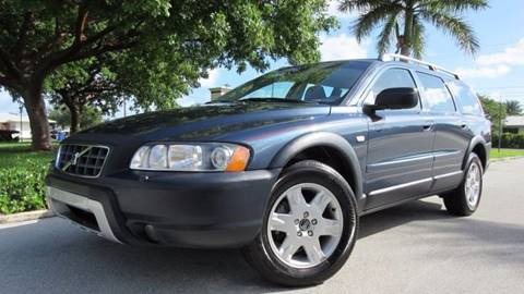 2005 Volvo XC70 for sale at DS Motors in Boca Raton FL