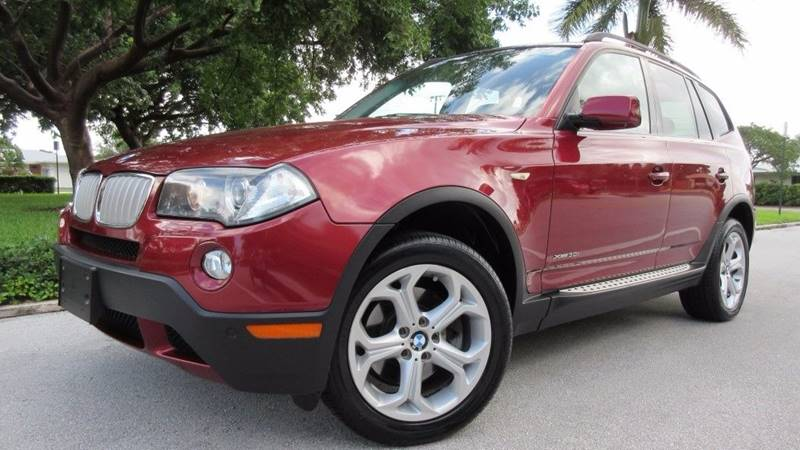 2009 BMW X3 for sale at DS Motors in Boca Raton FL