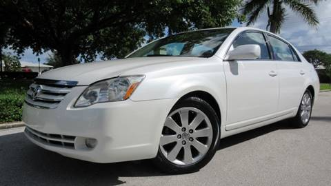 2007 Toyota Avalon for sale at DS Motors in Boca Raton FL