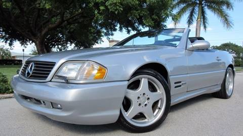 1999 Mercedes-Benz SL-Class for sale at DS Motors in Boca Raton FL