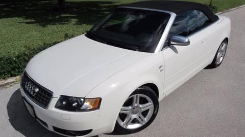 2006 Audi S4 for sale at DS Motors in Boca Raton FL