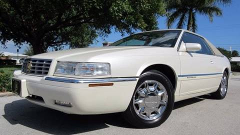 1998 Cadillac Eldorado for sale at DS Motors in Boca Raton FL
