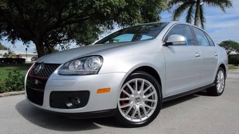 2006 Volkswagen Jetta for sale at DS Motors in Boca Raton FL