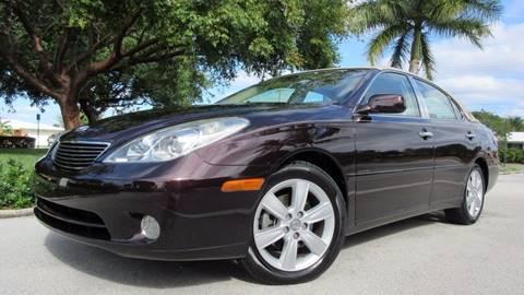 2005 Lexus ES 330 for sale at DS Motors in Boca Raton FL