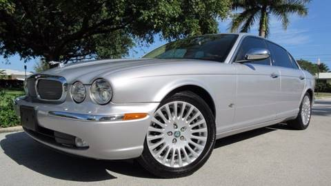 2006 Jaguar XJ-Series for sale at DS Motors in Boca Raton FL