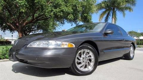 1998 Lincoln Mark VIII for sale at DS Motors in Boca Raton FL