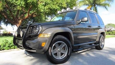 2005 Jeep Liberty for sale at DS Motors in Boca Raton FL