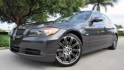 2006 BMW 3 Series for sale at DS Motors in Boca Raton FL