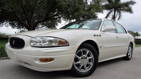 2003 Buick LeSabre for sale at DS Motors in Boca Raton FL