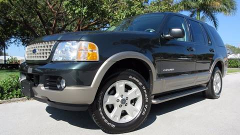 2004 Ford Explorer for sale at DS Motors in Boca Raton FL