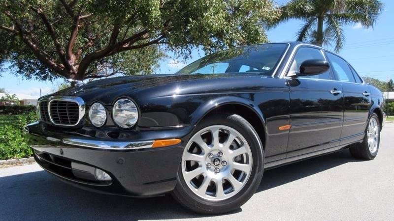 2004 Jaguar XJ-Series for sale at DS Motors in Boca Raton FL