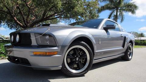 2006 Ford Mustang for sale at DS Motors in Boca Raton FL