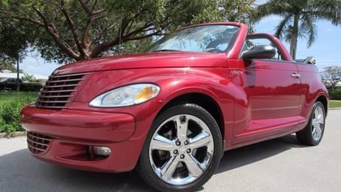 2005 Chrysler PT Cruiser for sale at DS Motors in Boca Raton FL