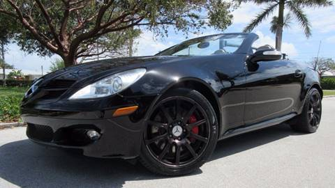 2005 Mercedes-Benz SLK for sale at DS Motors in Boca Raton FL
