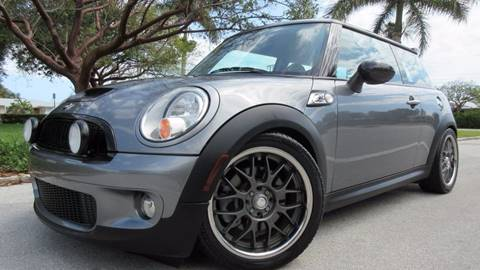 2007 MINI Cooper for sale at DS Motors in Boca Raton FL