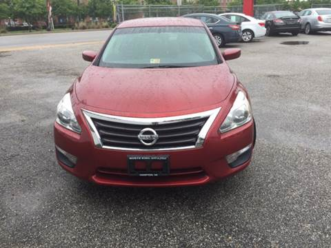 2013 Nissan Altima for sale at North King Auto & Cycle, Inc in Hampton VA