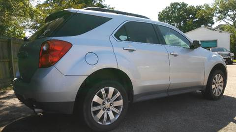 2010 Chevrolet Equinox for sale at North King Auto & Cycle, Inc in Hampton VA