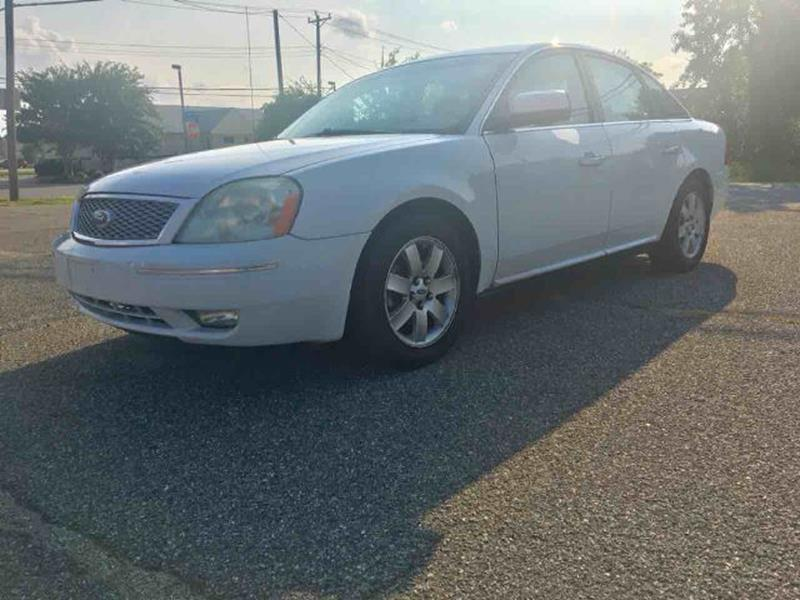 2007 Ford Five Hundred for sale at North King Auto & Cycle, Inc in Hampton VA