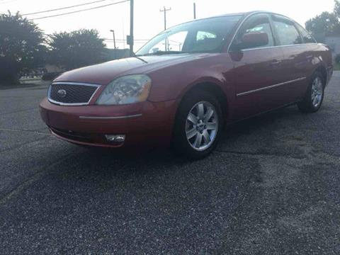2006 Ford Five Hundred for sale at North King Auto & Cycle, Inc in Hampton VA