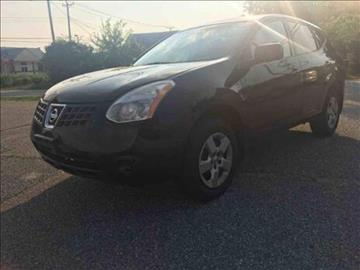 2008 Nissan Rogue for sale at North King Auto & Cycle, Inc in Hampton VA