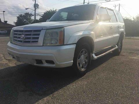 2003 Cadillac Escalade for sale at North King Auto & Cycle, Inc in Hampton VA