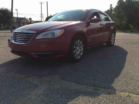 2012 Chrysler 200 for sale at North King Auto & Cycle, Inc in Hampton VA