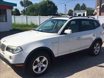 2008 BMW X3 for sale at North King Auto & Cycle, Inc in Hampton VA