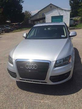2009 Audi Q5 for sale at North King Auto & Cycle, Inc in Hampton VA