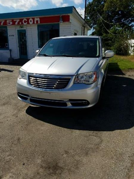 2012 Chrysler Town and Country for sale at North King Auto & Cycle, Inc in Hampton VA