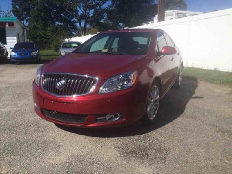 2012 Buick Verano for sale at North King Auto & Cycle, Inc in Hampton VA