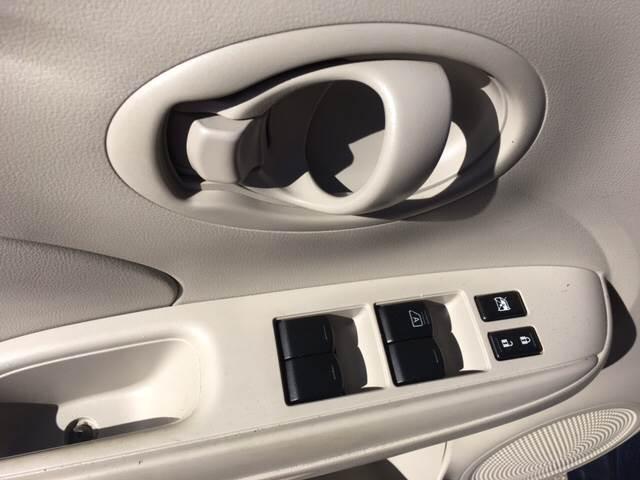 2012 Nissan Versa 1.6 S 4dr Sedan 5M - Hampton VA