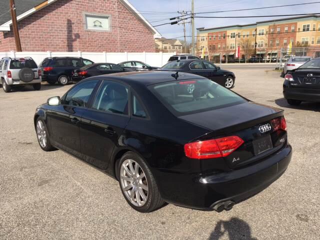 2010 Audi A4 AWD 2.0T quattro Premium 4dr Sedan 6M - Hampton VA