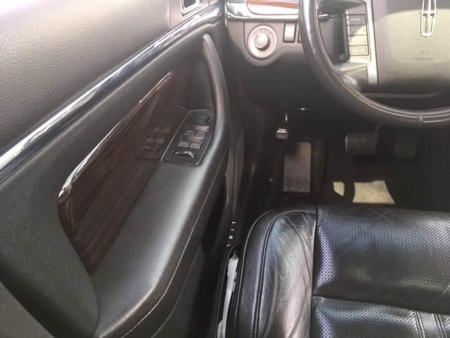 2010 Lincoln MKS AWD 4dr Sedan - Hampton VA