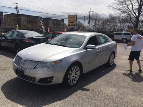 2010 Lincoln MKS for sale at North King Auto & Cycle, Inc in Hampton VA