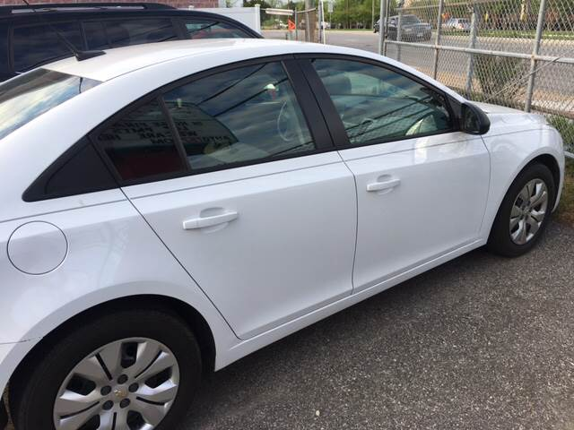 2014 Chevrolet Cruze LS Auto 4dr Sedan w/1SB - Hampton VA