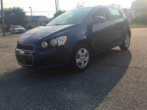 2013 Chevrolet Sonic for sale at North King Auto & Cycle, Inc in Hampton VA
