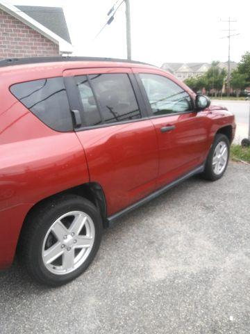 2007 Jeep Compass for sale at North King Auto & Cycle, Inc in Hampton VA