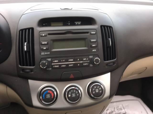 2010 Hyundai Elantra Blue 4dr Sedan - Hampton VA