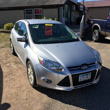 2012 Ford Focus for sale in Windom, MN