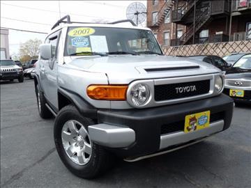 2007 Toyota FJ Cruiser for sale in Chelsea, MA