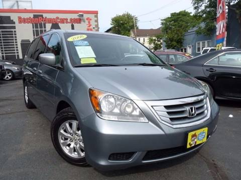 2008 Honda Odyssey for sale in Chelsea, MA