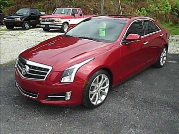 2013 Cadillac ATS for sale in Gray, KY