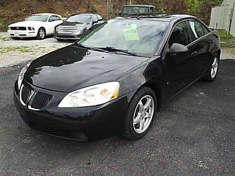 2009 Pontiac G6 for sale in Gray, KY