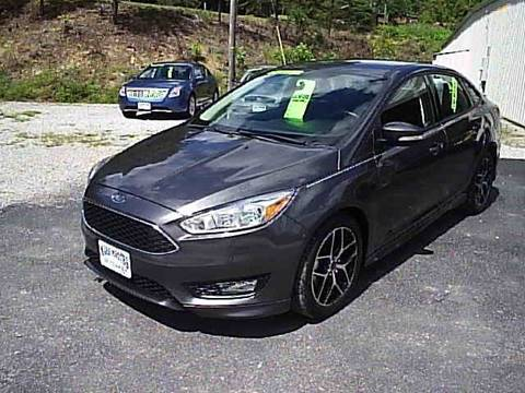 2015 Ford Focus for sale in Gray, KY