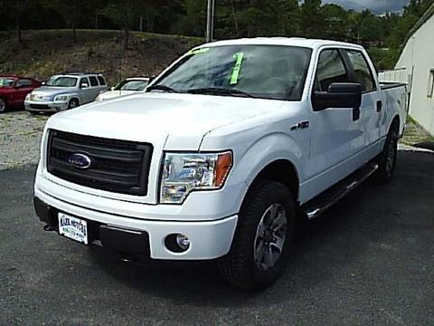2014 Ford F-150 for sale in Gray, KY
