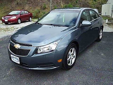 2012 Chevrolet Cruze for sale in Gray, KY